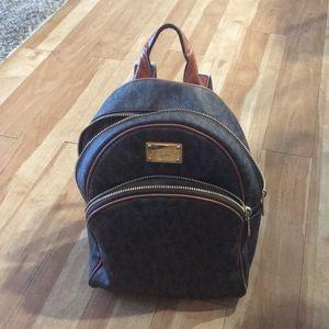 Michael Kors Backpack - Brown